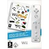 Nintendo WII Remote White + WII Play