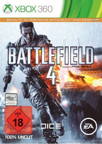 Electronic Arts Battlefield 4 - Day One Edition (inkl. China Rising Erweiterungspack) [Edizione: Germania]