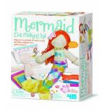 4M Kit Per Realizzare Una Sirena - Mermaid Doll Making Kit