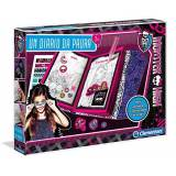 Monster Cable Clementoni 15977 - Monster High Diario da Paura