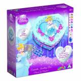 THE ORB FACTORY Sticky Mosaics - Scatola a forma di cuore di Cenerentola