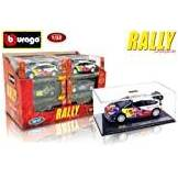 Bburago 41100 - Rally Dispenser, scala 1:32, una macchinetta