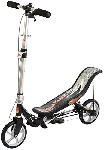 Space Scooter X580 - scooters (Kids/Adults, Black)