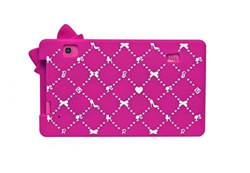 Barbie MFA51BB - Barbie 3D Silicone Protective Pouch For 7 Tablets