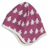 For KIDS Pigeon organics For Kids-Cappellino pinguino Raspberry 0-5 m
