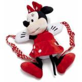 Disney 1100731 - Minnie Zainetto in Peluche, 19x30x38 cm