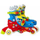 Stamp J100720 - Pattini in Linea 2 in 1 Mickey Mouse 3 Ruote, 27-30
