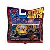 Mattel Cars 2 V3020 - Action Agent -  Carl Attrezzi