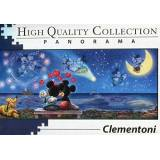 Minnie - Licenze Disney Panorama Collection Puzzle, 1000 Pezzi, 39449