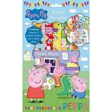Sconosciuto Peppa Pig Sticker Paradise Childrens Activity Gift Stocking Filler