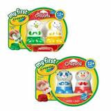 Crayola Toddler Toys Crayola Washable Crayons for Toddlers - My First Crayola Crayons Characters by Crayola
