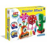 ART Clementoni Disney - Monster Attacco Art Attack