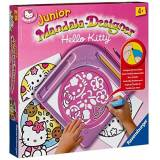 Ravensburger 29736 - Junior Mandala Hello Kitty - 2x20 pezzi