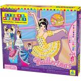 The Orb Factory 69094.0 - Sticky Mosaics Ballerine