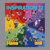 Hama Inspiration Book 12. 64 pages Hama Beads 12-399-12