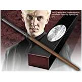 Noble Collection Harry Potter - Bacchetta Magica di Draco Malfoy (Character-Editi