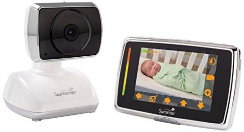 Summer Infant, Baby monitor con display touch