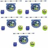 Amscan International Set Gadgets Monster University 20 pezzi