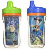 The First Years Toy Story 2-Pack Insulated Sippy Cups