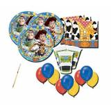 AMSCAN IRPot - KIT N 22 COORDINATO COMPLEANNO TOY STORY DISNEY