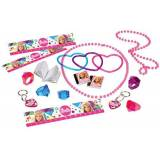 Amscan 395968–55Barbie Sparkle Toy favore Pack