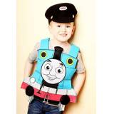 VMC Thomas The Tank Engine Tabard Fancy dress costume 3/5 years with hat VMC by Pams