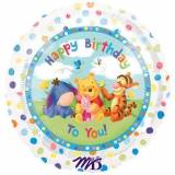 Amscam PALLONE MYLAR WINNIE THE POOH 45 CM BABY