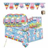 Procos IRPot - KIT N 13 COORDINATO COMPLEANNO PEPPA PIG