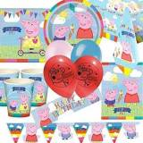 Party Bags 2 Go Peppa Pig Deluxe Accessori Per Feste Kit for 16
