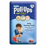 Huggies Pull Ups Night Time Potty Training Pants for Boys Size 6 Large 16-23kg (10) by Groceries
