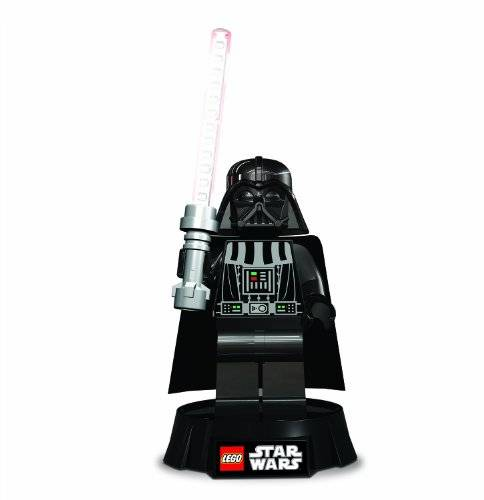 Lego Star Wars Led Lite - Lampada da Scrivania Darth Vader