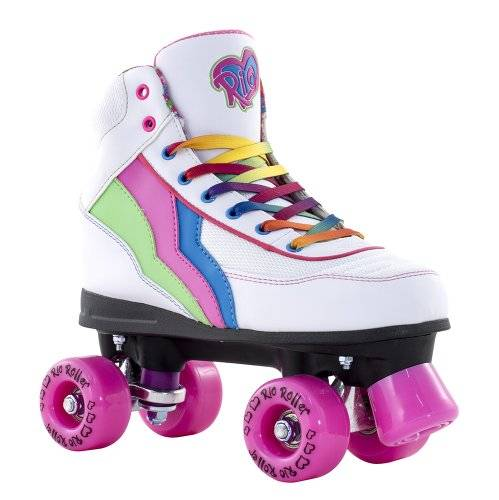 Rio Roller Kids Quads Candi White Kids 3uk