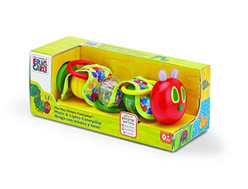 Kids Preferred Eric Carle Music and Lights Development Toy