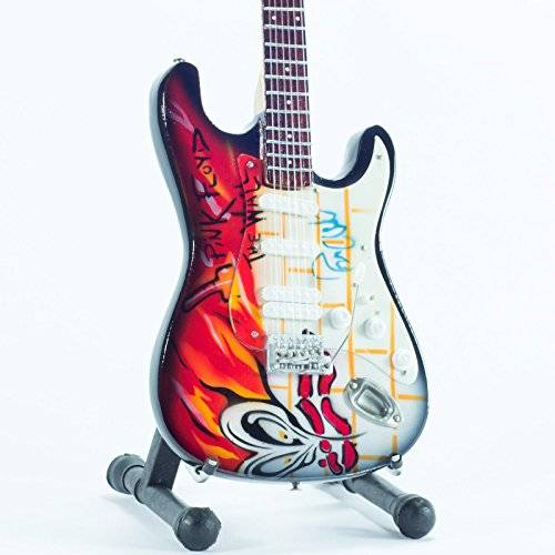 Music Legend Collection Pink Floyd - The Wall Tribute - Replica chitarra in miniatura exclusive