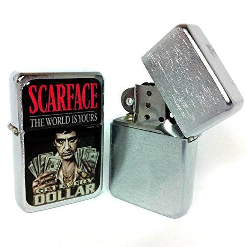 Music Legend Collection Accendino tipo zippo - SCARFACE