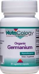 Germanium Organic - Germanio Organico 150 Mg 50 Capsules