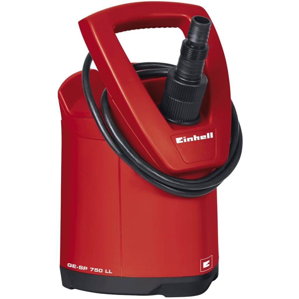 Einhell Pompa Sommergibile a basso livello GE-SP 750 LL