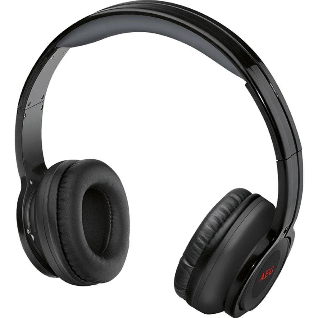 AEG Cuffie Stereo Bluetooth KH 4230 nere