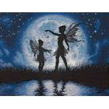 Dimensions Twilight Silhouette Counted Cross Stitch Kit-14
