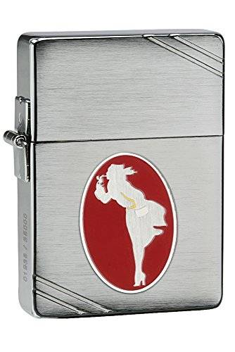 Zippo Windy Collectible Accendino, Ottone