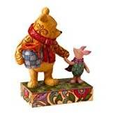 Disney Enesco Disney Traditions 4016588 Winnie the Pooh e Pimpi, per sempre insieme, Statuetta