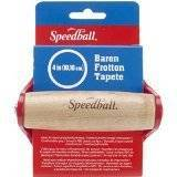 ART Speedball Art Products Plastic Red Baron Baren 4-inch
