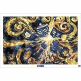 HappyFans Doctor Who - Poster Exploding Tardis