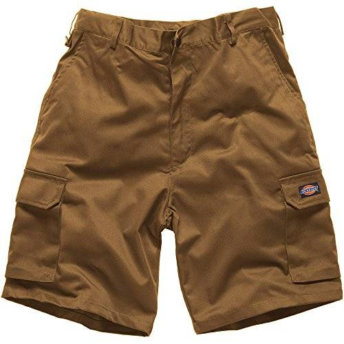 Dickies Redhawk WD834 Pantaloncini Cargo, Marrone (Khaki), IT: 58