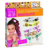 Wooky Entertainment Style Me Up Charm Bracciali Kit-