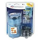 DATAPRODUCTS 60407 Compatible Ink Refill Kit, Black