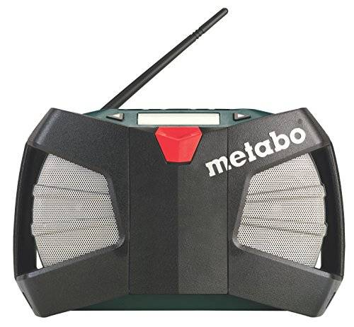 Metabo Wild Cat 602113000 - Radio a batteria RC 12
