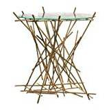 Alessi Blow Up Bamboo Collection Tavolino d'appoggio