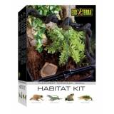 Exo Terra PT2602 Rainforest Habitat Kit Small by