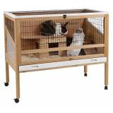 Kerbl Animal Cage Deluxe interno 15x 60x 92.5cm Small